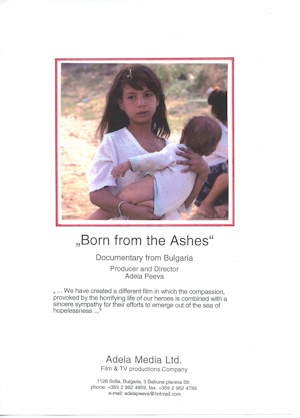 Born Form the Ashes
